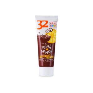 Паста зубная детская «Защита от кариеса» Junior «32 Жемчужины» Modum