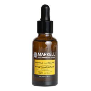 Пилинг для лица миндальный всесезонный Professional Markell Cosmetics