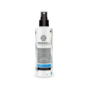 Спрей для волос «Термозащита» Professional Markell Cosmetics