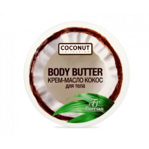 Крем-масло для тела питательное «Кокос» Coconut Collection Floresan