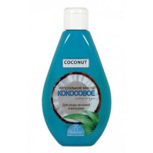 Масло кокосовое натуральное Coconut Collection Floresan / 160 мл