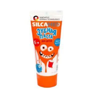 Паста зубная детская cо вкусом колы SilcaMed