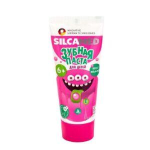 Паста зубная детская cо вкусом жвачки SilcaMed