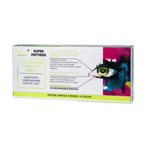 Сыворотка для лица «Совершенный контур глаз» Super Peptides Teana