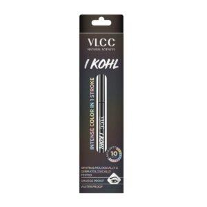 Карандаш для глаз водостойкий оттенок «Чёрный» I Kohl VLCC