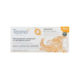 Концентрат для волос против выпадения несмываемый Ariadne Teana