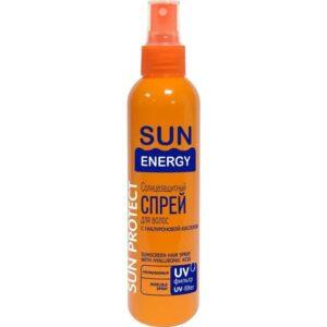 Спрей для волос солнцезащитный с гиалуроновой кислотой Sun Energy