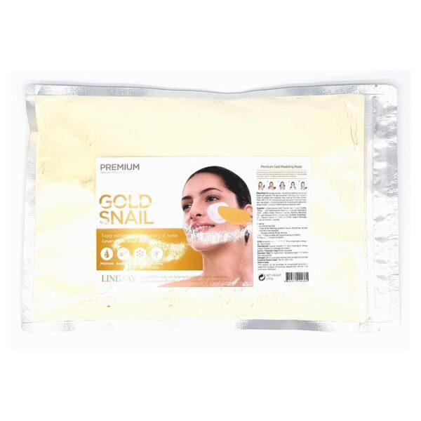 Маска для лица альгинатная омолаживающая Gold Snail Premium Modeling Mask Lindsay. BeautyBox.uz. Интернет-магазин косметики. Ташкент. Узбекистан